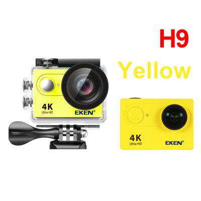 EKEN H9R / H9 Action Camera Ultra HD 4K / 30fps WiFi 2.0 inch 170D Underwater Waterproof Helmet Video Recording Cameras Sport Cam