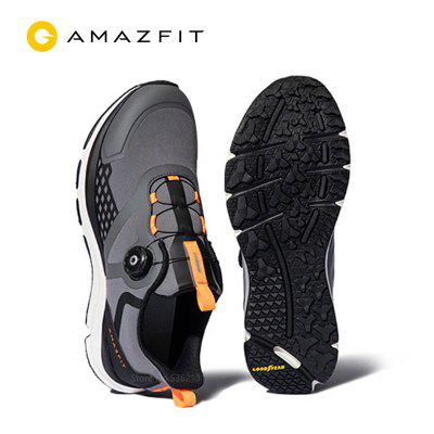 Antelope Light Smart Shoes 2 Outdoor Sports Sneakers GOODYEAR Rubber Lace Up Knobs Support Chip for Amazfit