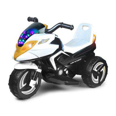 Children Electric Scooter Baby Rechargeable Three-wheeled Toy Car Kids Ride on Tricycle Boy Cool Collectible Cars