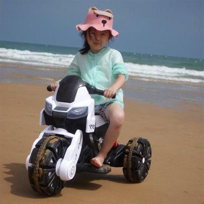 Electric Children Cars Motorcycle Tricycle Baby Women Toy Car Can Sit On The Battery Stroller