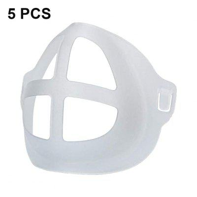 GearBest coupon: 3D Mouth Mask Support Breathing Assist Help Mask Inner Cushion Bracket Food Grade Silicone Mask Holder