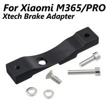 ZOOM XTECH HB100 MTB Line Pulling Hydraulic Disc Brake Calipers with Rotors 120/140/160MM for MIJIA M365 Electric Scooter