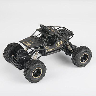 4WD RC Car Updated Version 2.4G Radio Control Toys  Remote Trucks Off-Road boys for Children