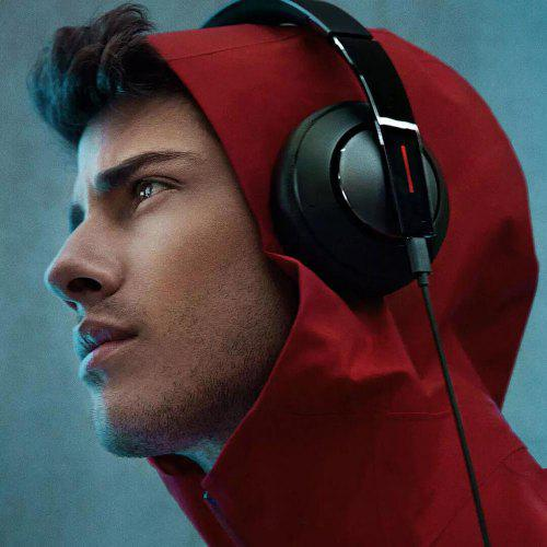 Xiaomi Mi Gaming Headset 7.1 Virtual Surround Sound Headphones With Microphone LED Light Noise Cancelling Volume Control Gift