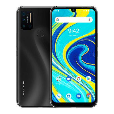 UMIDIGI A7 Pro Global Version Smartphone 4G Quad Camera Android 10 OS 6.3 inch FHD+ Full Screen 64GB/128GB ROM Octa Core Cellphone
