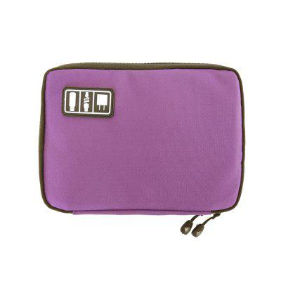Gadget Cable Organizer Storage Bag Travel Electronic Accessories Pouch Case USB Charger Power Bank Holder Digitals Kit