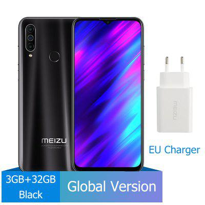 Фото - New arrival Meizu M10 Global Version 3GB 32GB MTK P25 Octa Core Triple Camera Android phone 4000mAh Big Battery new arrival motorcycle accessories cnc