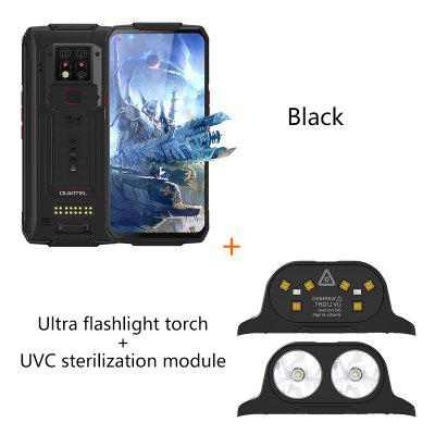 OUKITEL WP7 8000mAh 6.53 inch Infrared night vision Mobile Phone 8GB 128GB Octa Core 48MP Triple Cameras Rugged Smartphone