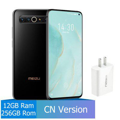 Meizu 17 Pro 8G 128G 12G 256G 5G Android Smartphone Snapdragon 865 Octa Core Support NFC Wireless Charge