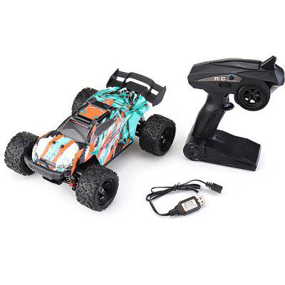 RC Car Model Proportional Control Big Foot Off-Road Truck RTR Vehicle HS 18322 1 18 2.4G 4WD 36kmh