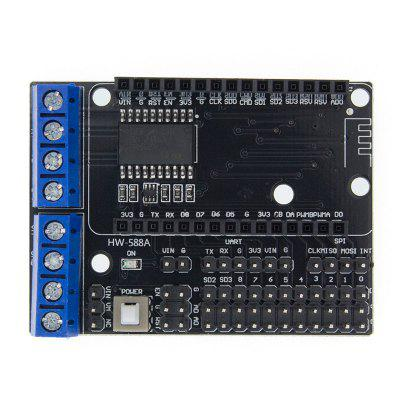 Wireless Module CH340 CP2102 NodeMcu V3 V2 Lua WIFI Internet of Things Development Board Based ESP8266 ESP-12E with PCB Antenna