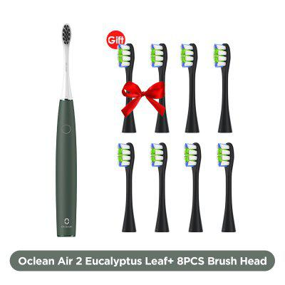 Фото - 2020 New Arrival Oclean Air 2 Sonic Electric Toothbrush Noise Reduction Gentle Cleaning Teeth Magnetic Fast Charging 40 Days new arrival motorcycle accessories cnc