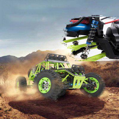WLtoys 12428 RC Car 4WD 1 12 2.4G 50KMH High Speed Monster Vehicle Remote Control Buggy Off-Road