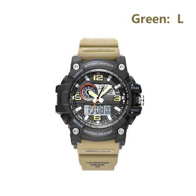 Фото - Xiaomi TwentySeventeen Smart Watch Men Electronic Watch Clock Calendar Countdown 50M Waterproof Outdoor Sport Digital Watch smael 1545c fashion shockproof men s sports watch couple multi function electronic watch