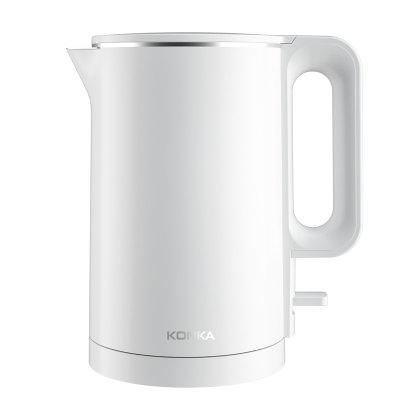 Electric Kettle Fast Boiling 1.7 L Household Stainless Steel Smart