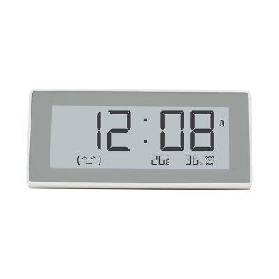 MiaoMiaoCe E-Link INK LCD Screen Digital clock Moisture Meter High-Precision Thermometer Temperature Humidity Sensor