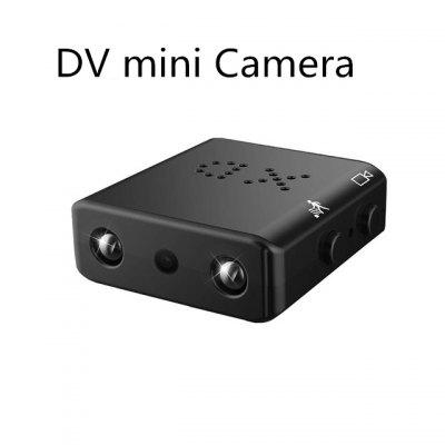 Фото - Small DV Mini Camera Full HD 1080P Mini Camcorder Night Vision Micro Camera Motion Detection Video Voice Recorder Espia Cam xsj s80 1080p hd camera for computer s30 webcam 720p with sound absorbing mic for laptop desktop pc tablet rotatable camera