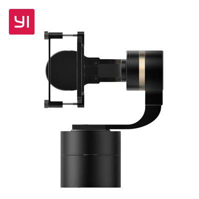 Handheld Gimbal For 4k Action Camera 3-Axis Pan/Tilt/Roll Manual Adjustment 320 Degree Compact Light