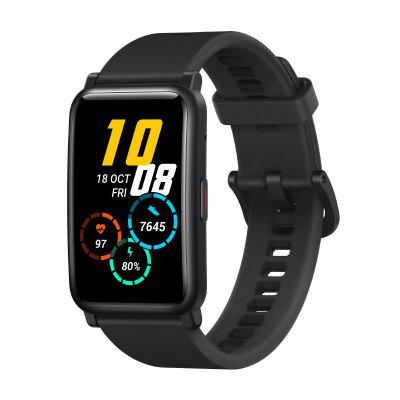 Global Version Honor Watch ES Smart SpO2 Smartwatch Heart Rate Monitoring  5ATM 1.64 inch AMOLED Fashion and Sports for Women