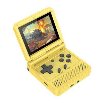 New Portable Retro Video Handheld Game Console Gamepad 3.0 Inch IPS Screen Flip LCD Game Player With 1000mAh Battery Kid Gift