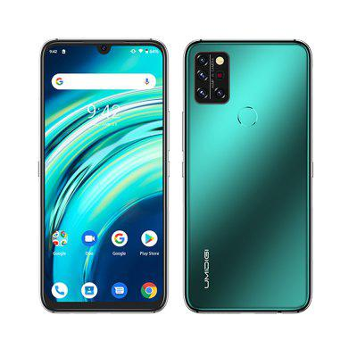 UMIDIGI A9 Pro 32 48MP Quad Camera 24MP Selfie 6GB 128GB Helio P60 Octa Core 6.3 inch FHD+ Global Version Cellphone Pre-sale