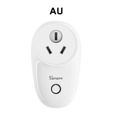S26 WiFi Smart Plug EU US UK AU CN Automation Smart Home Remote Switch Compatible With EWelink Alexa Amazon Google Home