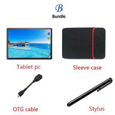 Laptop Tablet 11.6 Inch MTK6797 X27 Deca-core Android 8.0 128GB ROM Camera 13.0mp 4G LTE 2 in 1 notebook Tablets With Keyboard