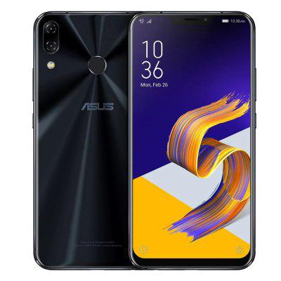 Global Version Asus Zenfone 5 ZE620KL 4GB 64GB 4G LTE 6.2 INCH FHD+ Mobile Phone Snapdragon Octa-core Dual Camera Fingerprint NFC mobile rack thermaltake max 5 duo 5 25 dual bay for 2 5 or 3 5 hdd st0026z