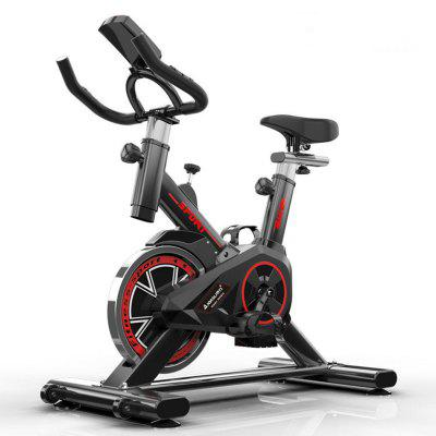 Exercise Bike with LCD monitor Home Ultra-quiet Indoor Cycling Weight Loss Machine Fitness Gym Dynamic Bicycle Equipment