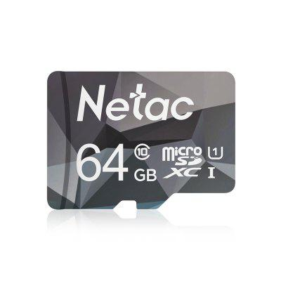Netac Original Class10 Micro SD Smart TF Card 64GB 128GB 32GB 16GB 8GB U1 Memory Flash Mini Microsd TF/SD for Phone