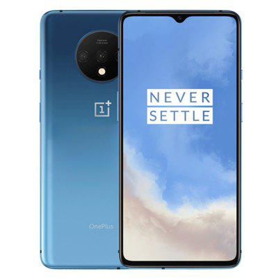 Global ROM OnePlus 7T 8GB 128GB Smartphone Snapdragon 855 Plus Octa Core 90Hz AMOLED Screen 48MP Triple Cameras UFS 3.0 NFC