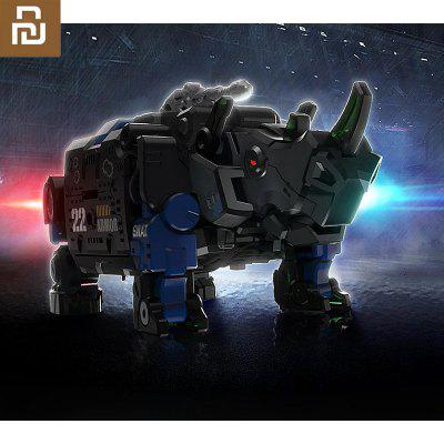 Deformation Toy Beast Series Program Ape For Blue armor Toys Girls Boys Children Birthday Gift