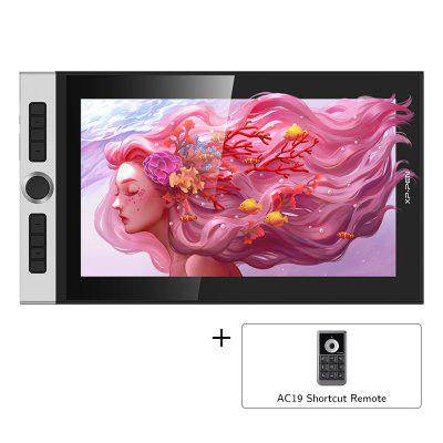 XP-Pen Innovator 16 15.6 inch Graphics Tablet Display Drawing Board Monitor 88% NTSC with a Battery-free Stylus Tilt