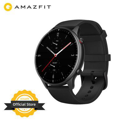 New Amazfit GTR 2 Smartwatch 14-day Battery Life 1.39 inch  AMOLED 326ppi Display Music 5ATM Confident Time Control Sleep Monitoring
