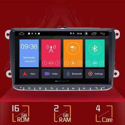 2 Din Android 10 Car radio GPS Navigation For VW Passat B6 amarok volkswagen Skoda Octavia superbJetta T5 golf 5 6 Multimedia