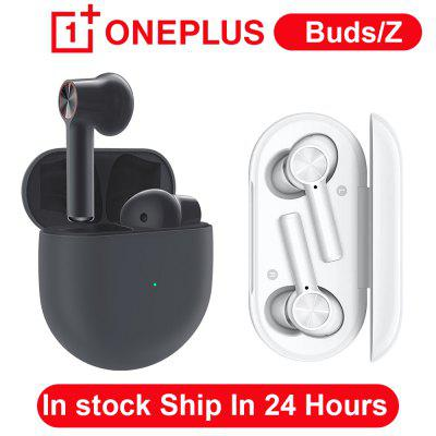 OnePlus Buds/Buds Z Earphones Bluetooth 5.0 Calling Environmental Noise Cancellation Headset