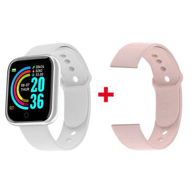 2020 Smartwatch Smart Watch Men Women Blood Pressure Heart Rate Monitor Bluetooth Fitness Bracelet For Android IOS