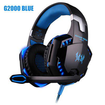 Фото - Headset Over-ear Wired Game Earphones Gaming Headphones Deep bass Stereo Casque with Microphone for PS4 new xbox PC Laptop gamer kbear kb10 high fidelity hifi universal headset mobile game sports headset in ear headset tiktok same style china