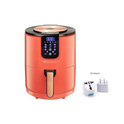 3.5L Multifunction Air Fryer Chicken Oil Free Pot Health Pizza Cooker Smart Touch LCD Electric fryer