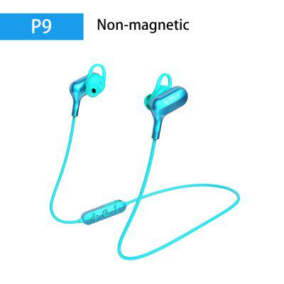 Wireless Earphone Bluetooth5.0 In-Ear Music Gaming Headset Magnetic Neckband Halter Sports Headphone  For iPhone Huawei