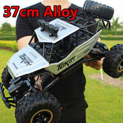 1 16 4wd rc cars alloy speed 2 4g radio control rc cars toys buggy 2017 high speed trucks off road trucks toys for children gift 2020 NEW High speed Trucks 4WD 2.4G Radio Control RC Car Remote Control Car Off-Road Trucks Boys Toys for Children RC Car