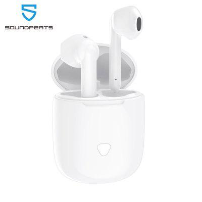 Фото - Bluetooth 5.0 TWS Earphone HiFi Stereo APTX Wireless Earbuds CVC Noise Cancellation 30Hours Play time kbear kb06 hifi metal earphone high quality sound tiktok same style china