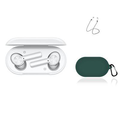 Global Version OnePlus Buds Z Wireless Earphone TWS Bluetooth 5.0 IP55 Water-Resistant Fast Charge For OnePlus 8T Nord 8 Pro N10