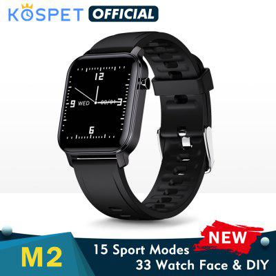 2020 KOSPET M2 Smart Watch Men Waterproof relogio inteligen Fashion Women For Android IOS Xiaomi Huawei Sport Smartwatch For Kid
