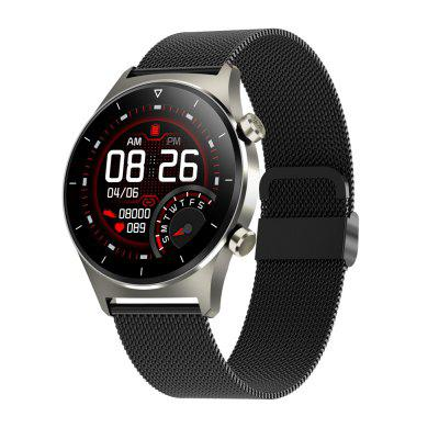 Newest Smart Watch  E13 Men Sports SmartWatch GPS Support Pedometer Round Screen Bluetooth Wristwatch Women for IOS Huawei Xiaom