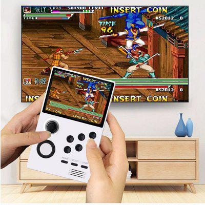 Supretro Pandora Saga Box Android Handheld Hame Console IPS Screen Built-in 3000+ Games 30 3D WiFi Download Arcade Game