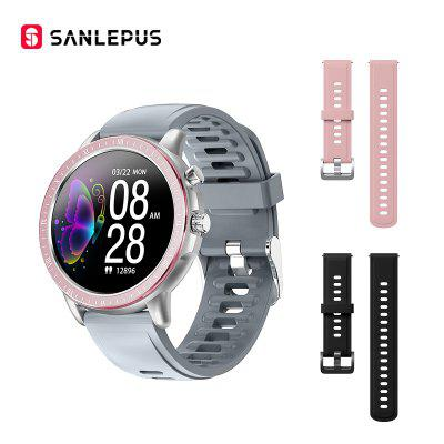 SANLEPUS 2020 NEW Smart Watch Sport Heart Rate Monitor Waterproof Fitness Bracelet Men Women Smartwatch For Android Apple Xiaomi