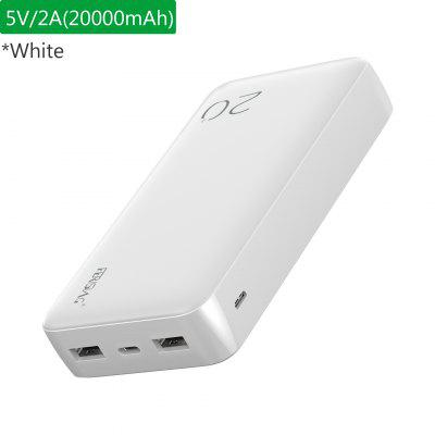 FERISING Power Bank 20000mAh Portable External Battery Charger QC PD 3.0 Poverbank for Xiaomi 20000 mah Fast Charging PowerBank topk power bank 20000mah portable battery charger quick charge pd 3 0 for iphone xiaomi samsung mobile phone