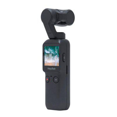 Feiyutech Official Open Box Feiyu Pocket Camera 6-Axis Stabilized Hybrid Stabilization 4K 60fps 270 Mins Handheld Gimbal