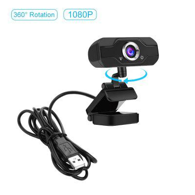 Webcam 1080p 4K Web Camera with Microphone PC 60fps Full HD WebCam mini camera Cam for USB